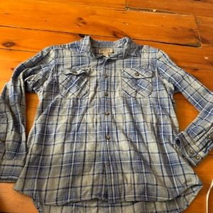 Duluth Trading Company Flannel Shirt - Men's XL